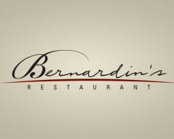 Logo for a fine dining restaurant located in downtown Winston-Salem, NC