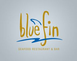 Logo for an upscale seafood restaurant in Columbia, SC